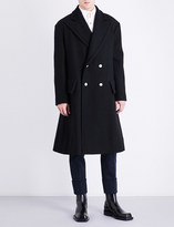 Vivienne Westwood Double-breasted virgin wool coat