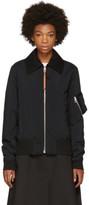 Loewe Black Dog Bomber Jacket