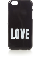 Givenchy Love-print iPhone® 6 case