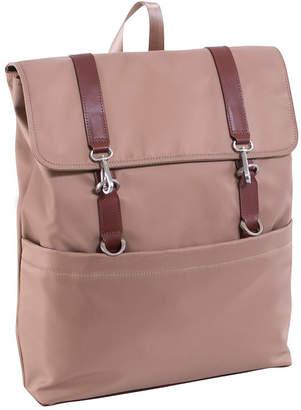 McKlein N Series Element Nano Tech-Light Nylon Flap Over Laptop Backpack