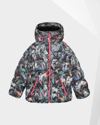 Hunter Women's Original Printed A-Line Puffer Jacket