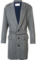 Julien David belted coat