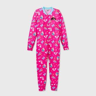 Girls' JoJo Siwa Flip Sequin Pajama Romper -