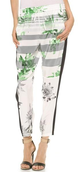 Tibi Sierra Jogging Pants