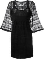 Isabel Marant 'Agate' crocheted dress - women - Linen/Flax/Polyamide/Viscose/Silk - 36