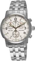 Tissot Men's T-Sport PRC200 Chronograph Stainless Steel Dial Watch T17.1.586.32