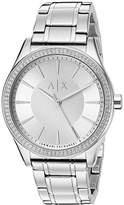 Armani Exchange Women's AX5440 Stainless Steel Watch