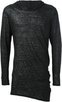 Alchemy fine knit hoodie