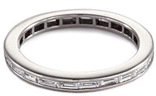 Monique Péan Diamond 18k white gold ring