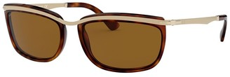 Persol 0Po3229s 60Mm Sunglasses