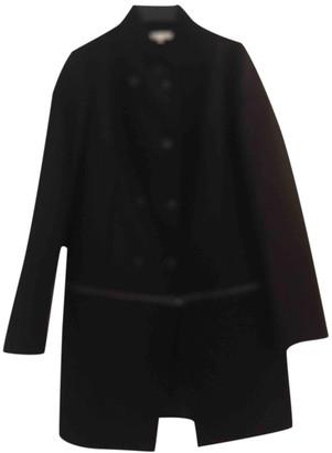 Les Petites Black Wool Coats