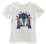 Star Wars Girls' Short Sleeve T-Shirt - White