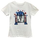 Star Wars Girls' T-shirt - White