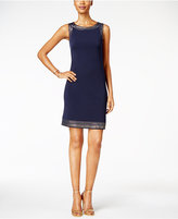 Jessica Howard Embellished Sheath Dress