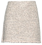 Balenciaga Tweed mini skirt
