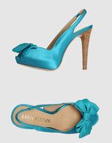 Luca Stefani Platform sandals