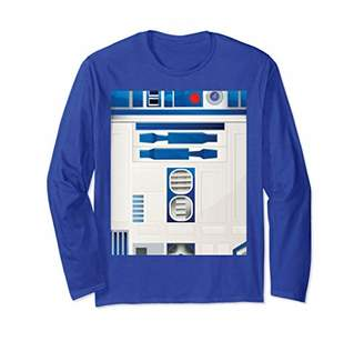 Star Wars R2-D2 Halloween Costume Long Sleeve T-Shirt