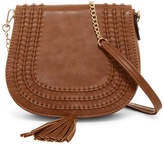 Urban Expressions Jessa Vegan Leather Crossbody