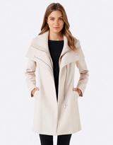 Forever New Penelope Wrap Coat