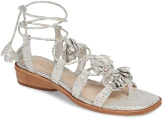 Cecelia New York Ophellia Lace-Up Sandal