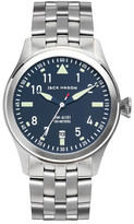 Jack Mason Brand Men&s Brand Aviation Bracelet 42mm Watch