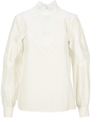 See by Chloe Victorian Blouse