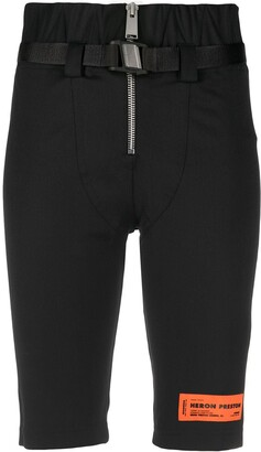 Heron Preston Tailored Knee-Length Shorts