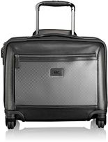 Tumi Carbon Fiber Valencia Compact Carry-On 4 Wheeled Briefcase