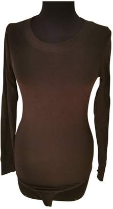 Wolford Grey Cotton Top for Women