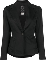 Thumbnail for your product : John Galliano Pre-Owned 1980s Fitted Jacket