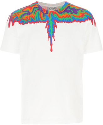 Marcelo Burlon County of Milan Psychedelic Wings T-Shirt
