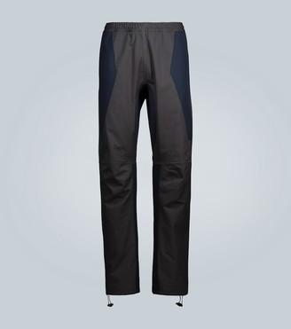 Bottega Veneta Casual paneled cotton pants