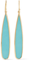 Ippolita Rock Candy® 18-karat Gold Turquoise Earrings - one size