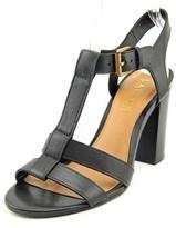 Lauren Ralph Lauren Torie Women Open Toe Leather Sandals.