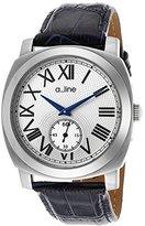 A Line a_line Women's AL-80023-02-BU Pyar Analog Display Japanese Quartz Blue Watch