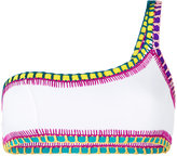 Kiini Yaz One Shoulder top - women - Polyester/Nylon/Spandex/Elastane/Cotton - S