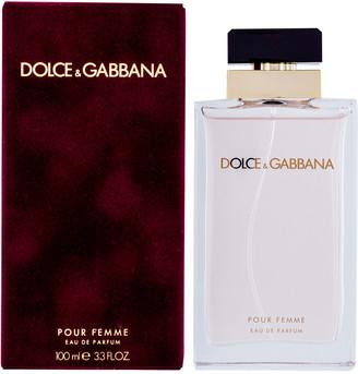 Dolce & Gabbana 3.3Oz Pour Femme Eau De Parfum Spray