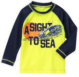Gymboree Sea Rashguard