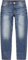 Mens River Island Big and Tall Blue slim fit Dylan jeans