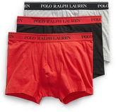 Ralph Lauren Classic Stretch Trunk 3-Pack
