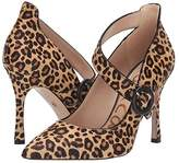 Sam Edelman Hinda (New Nude Baby Leopard Brahma Hair) Women's Shoes
