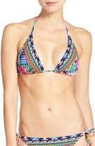 LaBlanca Women's La Blanca 'Tropicali' Halter Bikini Top