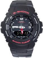 Casio G-Shock Classic Mens Analog/Digital Watch G100-1BV