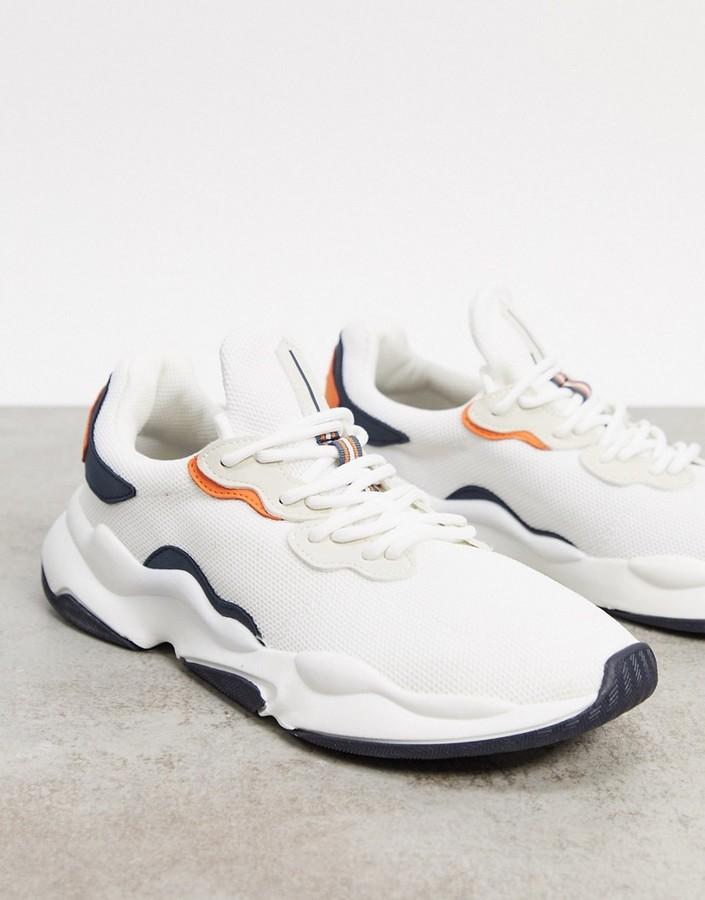 Bershka White Men's Shoes | Shop the