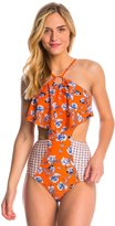 MinkPink Floating in the Tropics One Piece Swimsuit 8146691