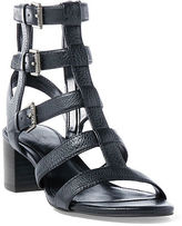 Ralph Lauren Miri Cage Leather Sandal