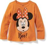 Old Navy Disney© Minnie Mouse Halloween Tee for Toddler Girls