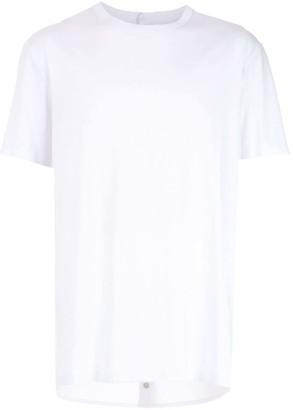 À La Garçonne A La Garconne + Hering buttoned t-shirt