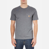 Carhartt Men's Short Sleeve Pocket TShirt - Grey