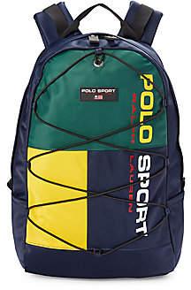 Polo Ralph Lauren Men's Multi Nylon Backpack